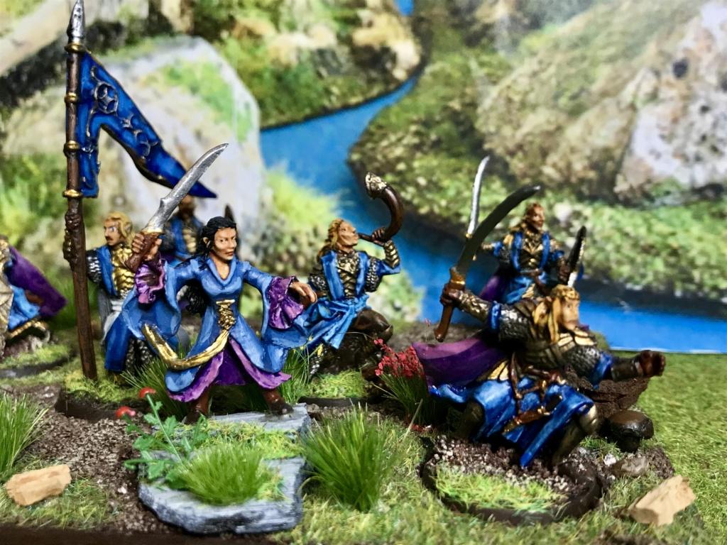 Aragorn et les 5 Armées - Armée de Mirkwood Update - Page 3 5fb11710