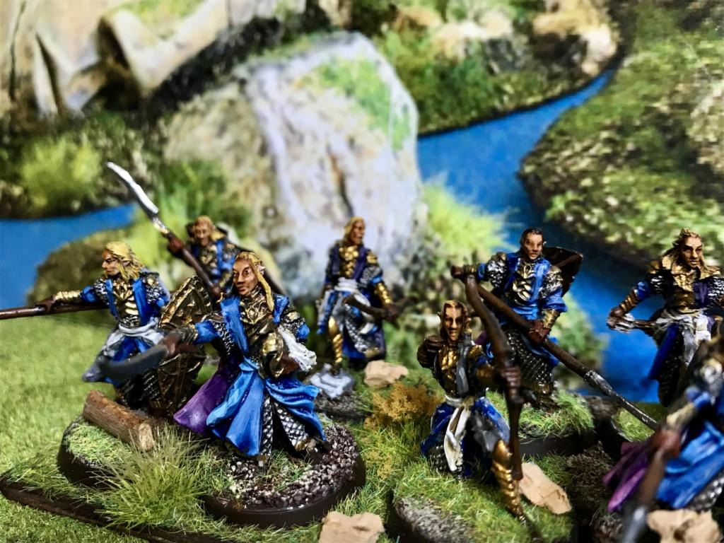 Aragorn et les 5 Armées - Armée de Mirkwood Update - Page 3 773d1e10