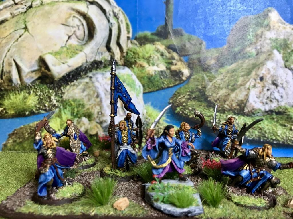 Aragorn et les 5 Armées - Armée de Mirkwood Update - Page 3 79a71410