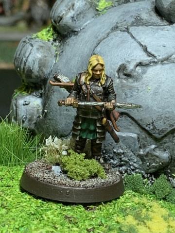 Aragorn et les 5 Armées - Rohan - Page 4 96423d10