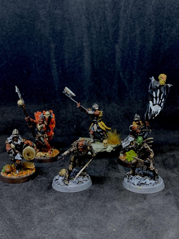 Sauron et ses 10 Armées - L' Armée de L'Immortel - Page 6 987c4910