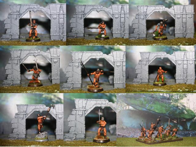 Sauron et ses 10 Armées - Update - Page 4 Berser10