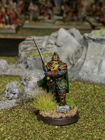 Aragorn et les 5 Armées - Rohan - Page 4 Cad5ef10