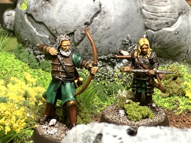 Aragorn et les 5 Armées - Rohan - Page 4 Dcef3710