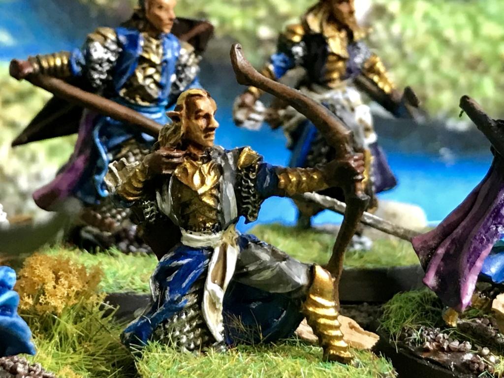 Aragorn et les 5 Armées - Armée de Mirkwood Update - Page 3 F8fec710