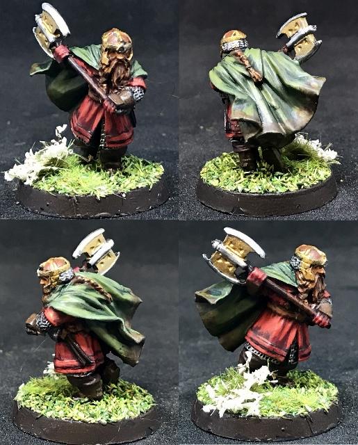 Aragorn et les 5 Armées - Armée de Mirkwood Update - Page 3 Gimli_10