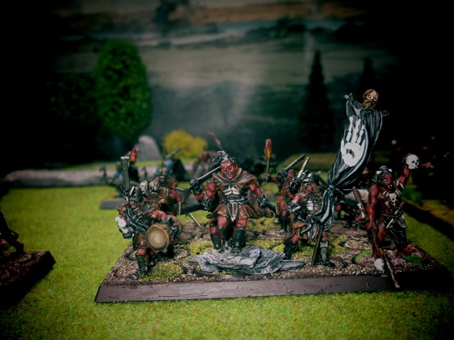 Sauron et ses 10 Armées - L' Armée de L'Immortel - Page 3 Img_1711