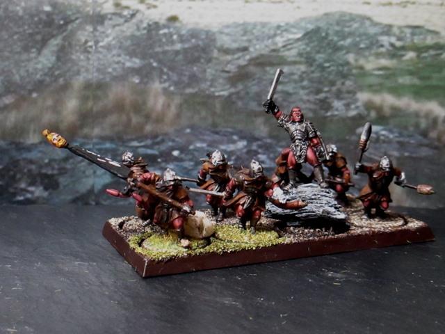 Sauron et ses 10 Armées - L' Armée de L'Immortel - Page 3 Img_1712
