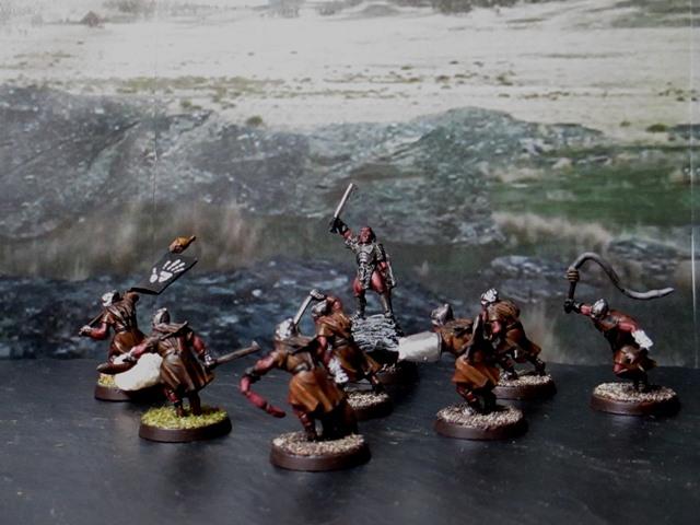 Sauron et ses 10 Armées - L' Armée de L'Immortel - Page 3 Img_1713