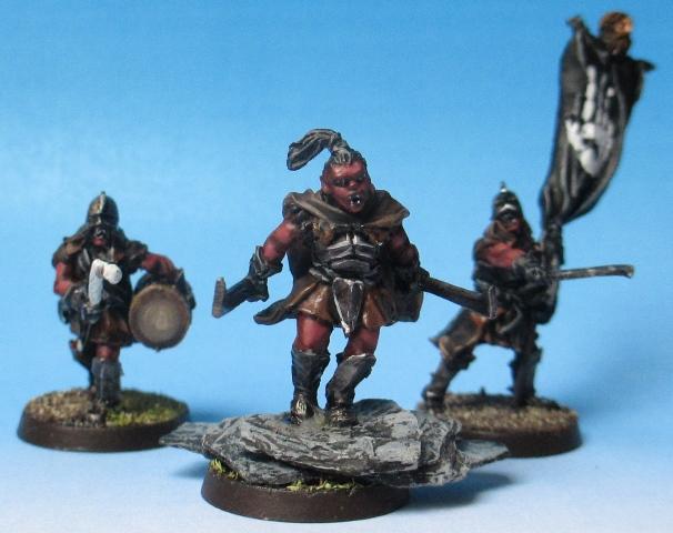 Sauron et ses 10 Armées - L' Armée de L'Immortel - Page 3 Img_1724
