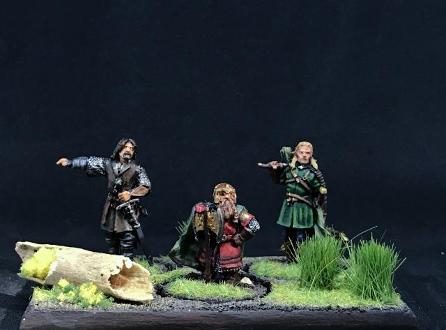Aragorn et les 5 Armées - Armée de Mirkwood Update - Page 3 Img_2014