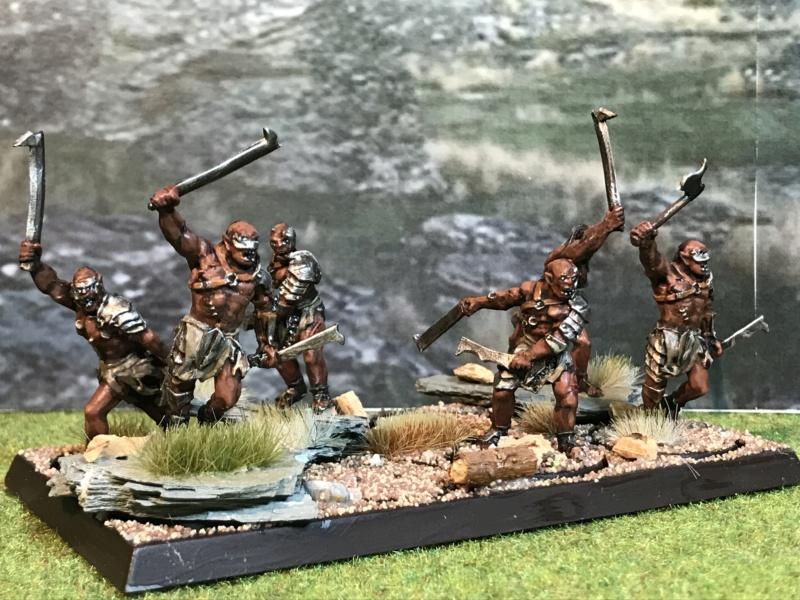 Sauron et ses 10 Armées - L' Armée de L'Immortel - Page 5 Img_2711