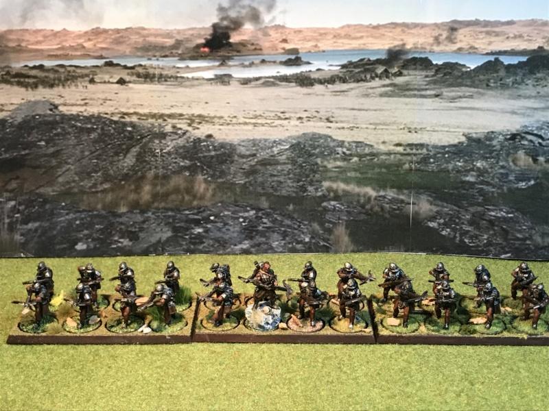 Sauron et ses 10 Armées - L' Armée de L'Immortel - Page 5 Img_2713