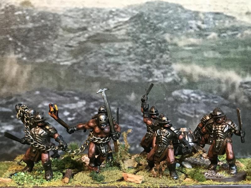 Sauron et ses 10 Armées - L' Armée de L'Immortel - Page 5 Img_2719
