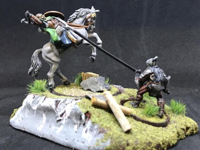 Aragorn et les 5 Armées - Armée de Mirkwood Update - Page 3 Img_2911