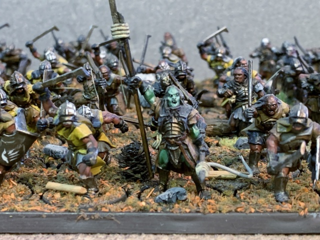 Sauron et ses 10 Armées - L' Armée de L'Immortel - Page 5 Img_3425