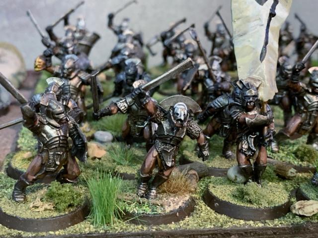 Sauron et ses 10 Armées - L' Armée de L'Immortel - Page 5 Img_3519