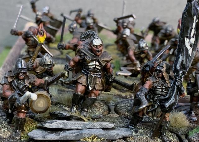 Sauron et ses 10 Armées - L' Armée de L'Immortel - Page 5 Img_3531