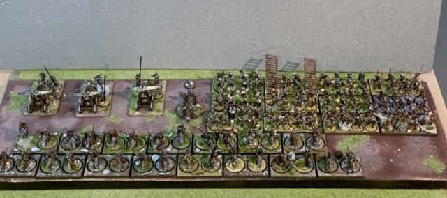 Sauron et ses 10 Armées - L' Armée de L'Immortel - Page 5 Img_3532
