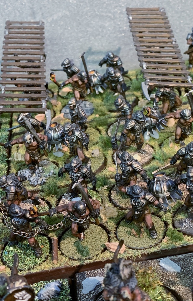 Sauron et ses 10 Armées - L' Armée de L'Immortel - Page 5 Img_3536