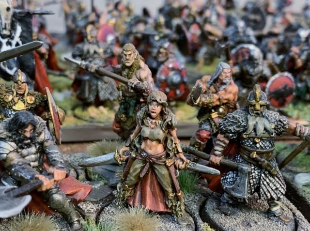 Sauron et ses 10 Armées - L' Armée de L'Immortel - Page 5 Img_3560