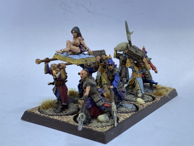 Sauron et ses 10 Armées - L' Armée de L'Immortel - Page 6 Img_4626