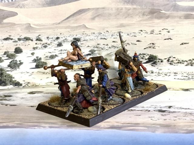Sauron et ses 10 Armées - L' Armée de L'Immortel - Page 6 Img_4628
