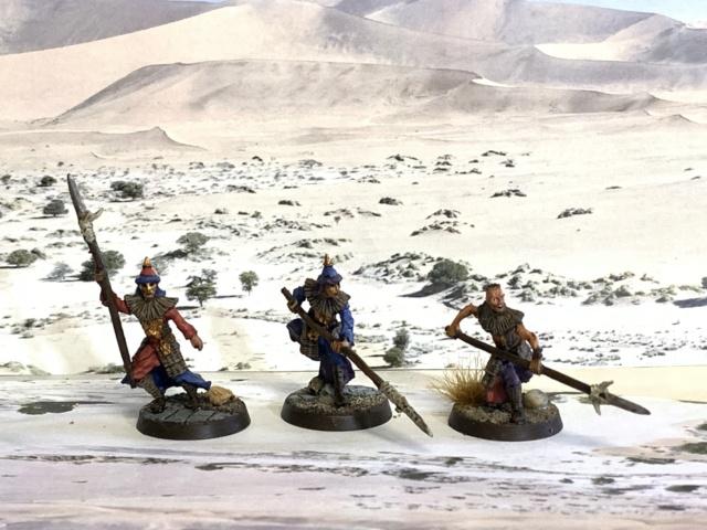 Sauron et ses 10 Armées - L' Armée de L'Immortel - Page 6 Img_4630