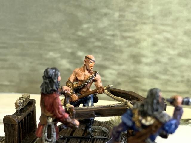 Sauron et ses 10 Armées - L' Armée de L'Immortel - Page 6 Img_4634