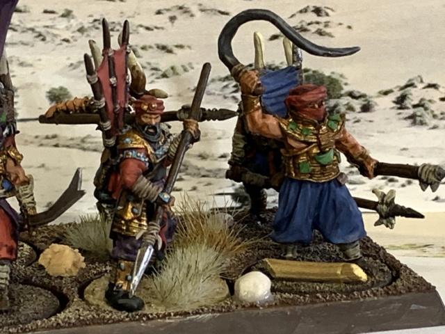 Sauron et ses 10 Armées - L' Armée de L'Immortel - Page 6 Img_4636