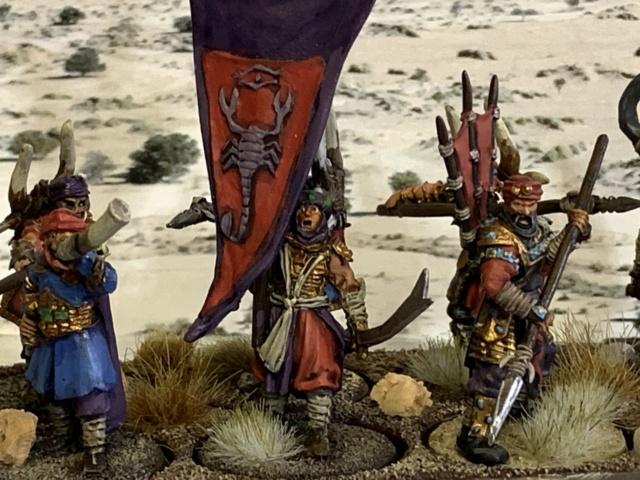 Sauron et ses 10 Armées - L' Armée de L'Immortel - Page 6 Img_4640