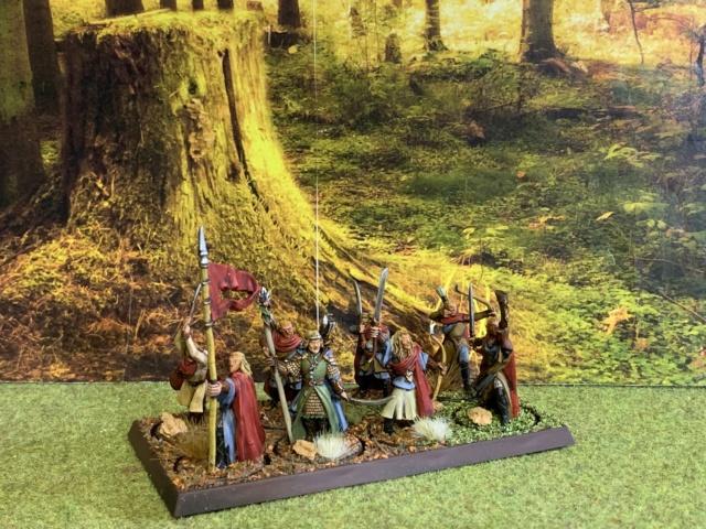 Aragorn et les 5 Armées - Rohan - Page 4 Img_4656