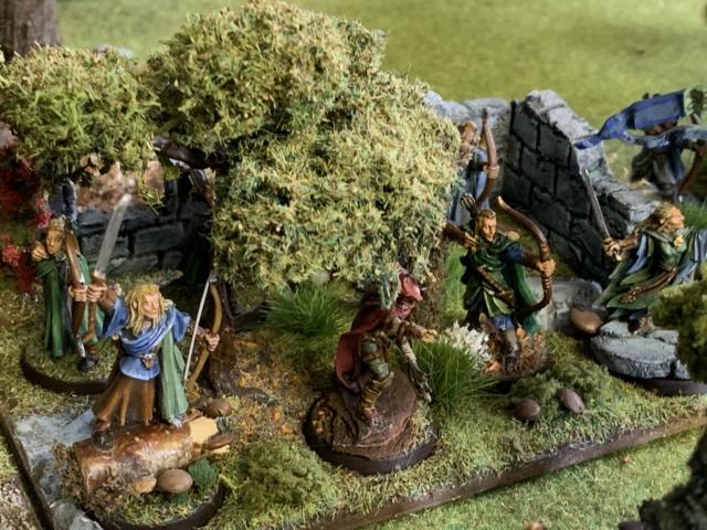 Aragorn et les 5 Armées - Rohan - Page 4 Img_4714