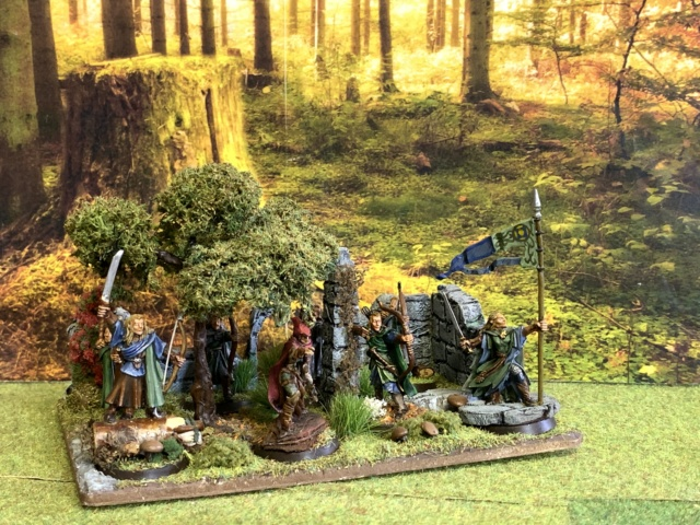 Aragorn et les 5 Armées - Rohan - Page 4 Img_4715