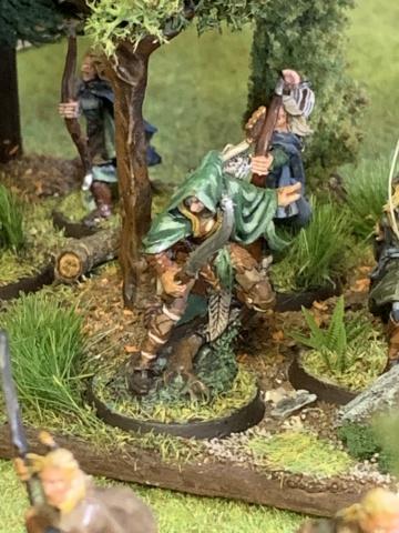 Aragorn et les 5 Armées - Rohan - Page 4 Img_4720