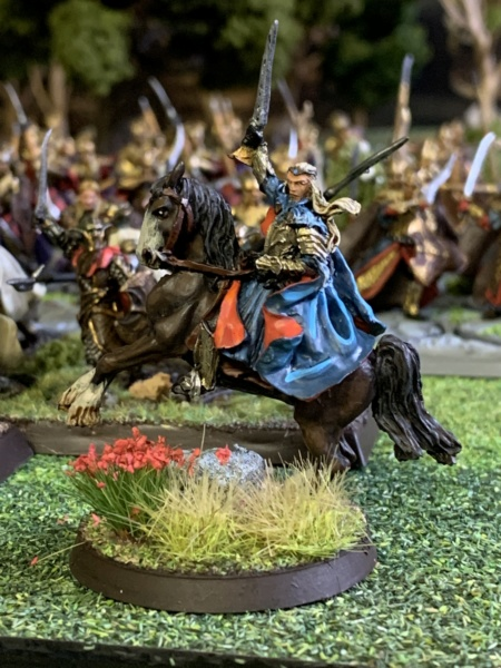 Aragorn et les 5 Armées - Rohan - Page 4 Img_5612