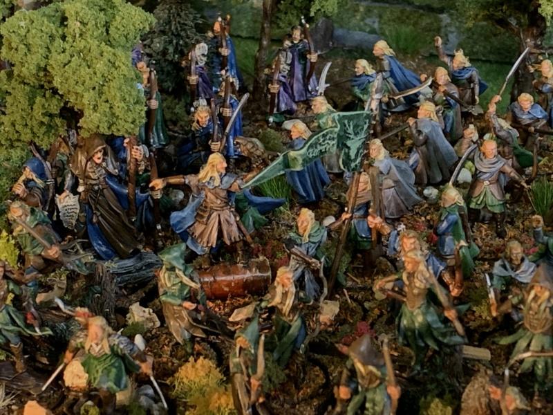 Aragorn et les 5 Armées - Rohan - Page 4 Img_5716