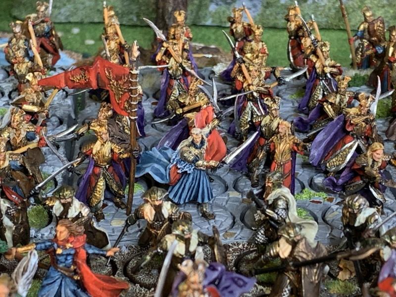 Aragorn et les 5 Armées - Rohan - Page 4 Img_5718