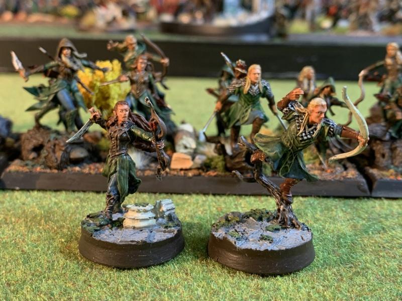 Aragorn et les 5 Armées - Rohan - Page 4 Img_5724