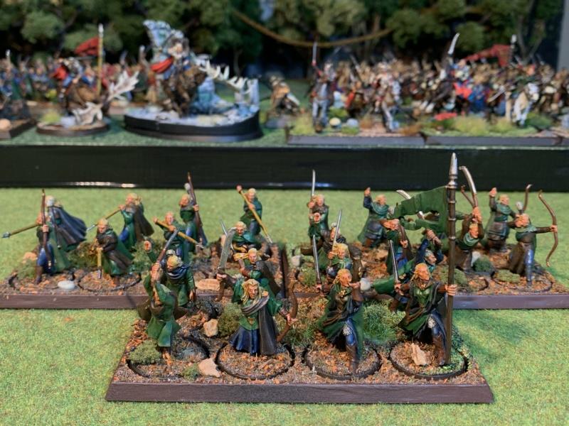 Aragorn et les 5 Armées - Rohan - Page 4 Img_5734