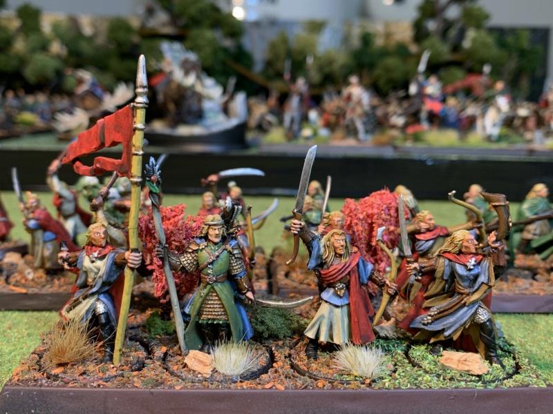 Aragorn et les 5 Armées - Rohan - Page 4 Img_5735