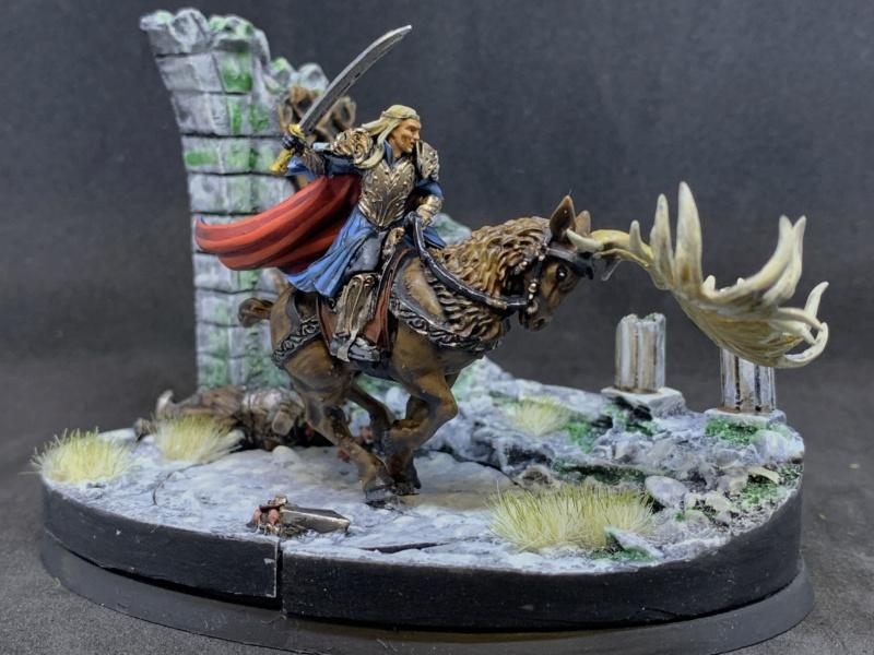 Aragorn et les 5 Armées - Rohan - Page 4 Img_5745