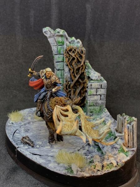 Aragorn et les 5 Armées - Rohan - Page 4 Img_5752