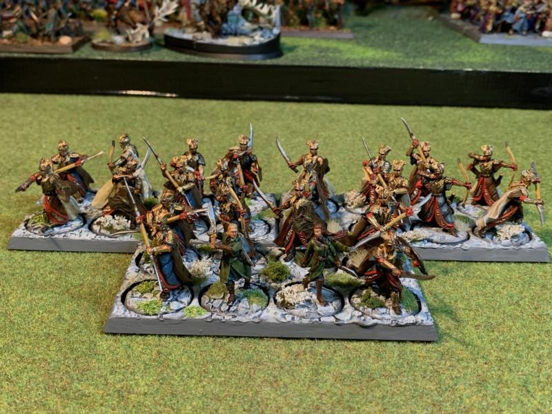 Aragorn et les 5 Armées - Rohan - Page 4 Img_5812