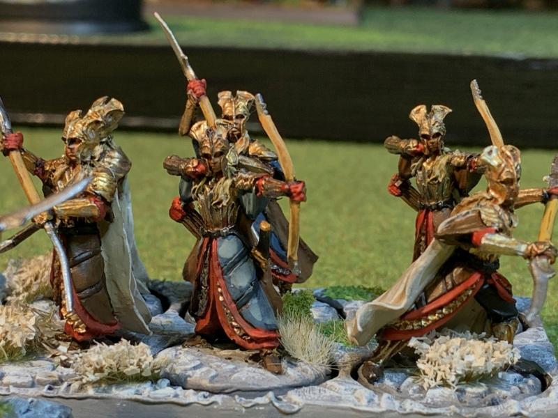 Aragorn et les 5 Armées - Rohan - Page 4 Img_5813