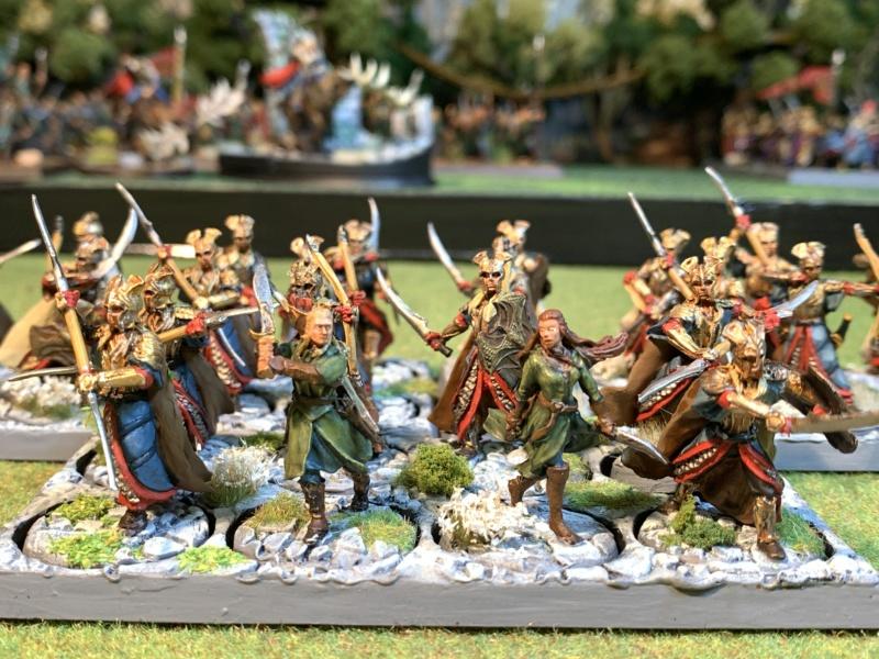 Aragorn et les 5 Armées - Rohan - Page 4 Img_5814