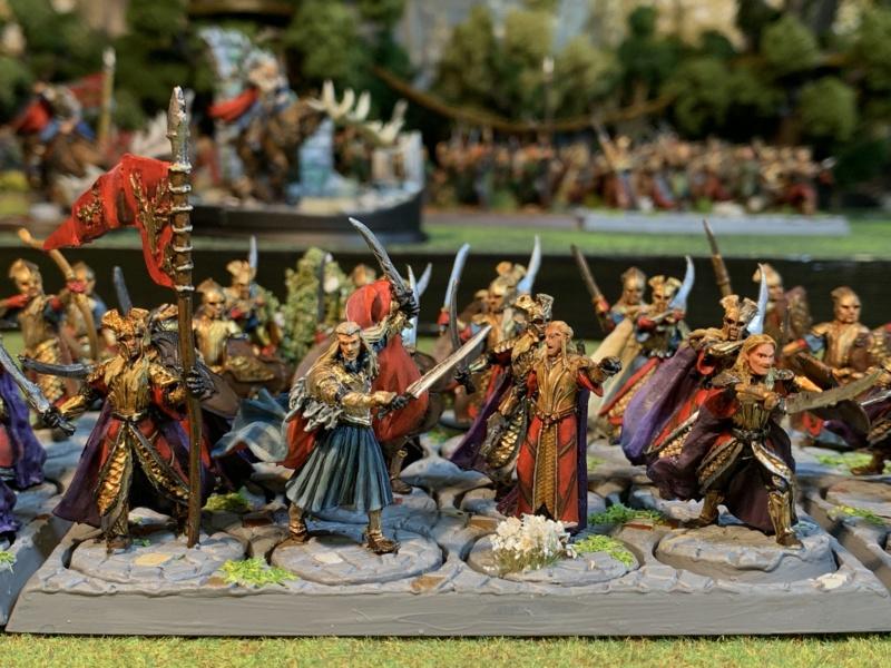 Aragorn et les 5 Armées - Rohan - Page 4 Img_5816