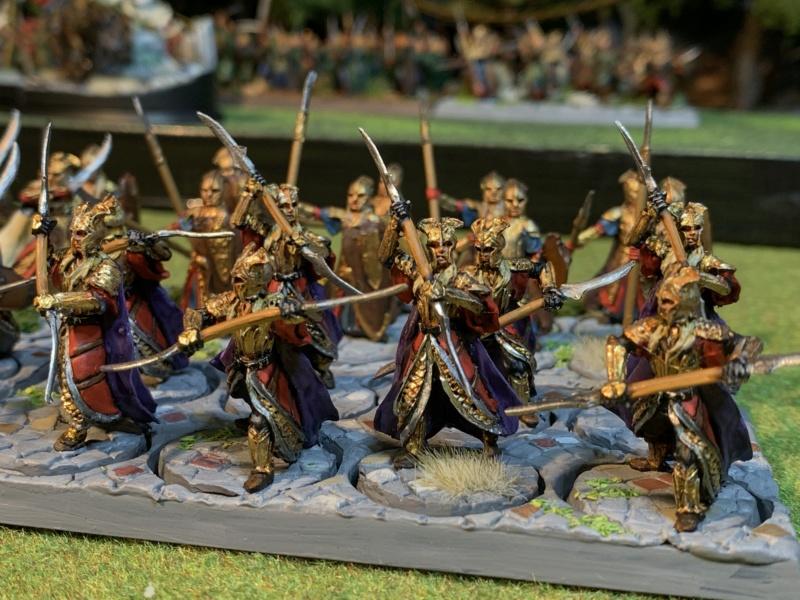 Aragorn et les 5 Armées - Rohan - Page 4 Img_5817