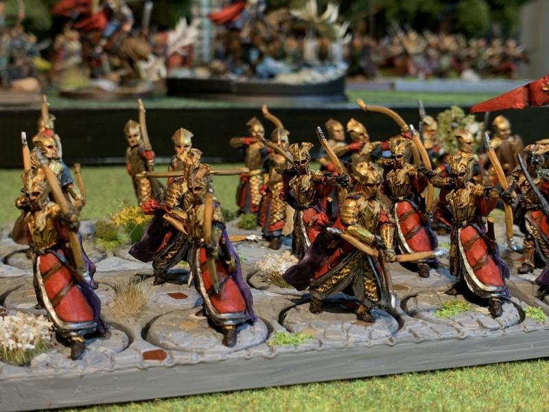 Aragorn et les 5 Armées - Rohan - Page 4 Img_5819