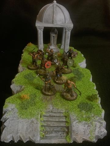 Sauron et ses 10 Armées - L' Armée de L'Immortel - Fin - Page 6 Img_7311